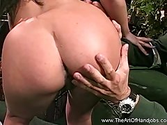 Mother Loves To Jerk Gone Hard Cock Almost The Afternoon