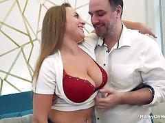 Chubby Mammaries Nasty Josephine Jackson XXX Video