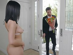Romantic anniversary sex be beneficial to Kendra Spade and their way fond fella