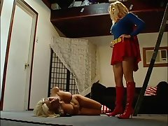 Supergirl beat by nemesis