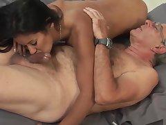 Horny Grandpa Young Women - A Fucking Celebration