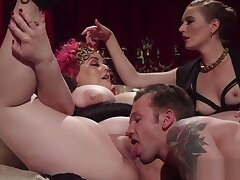 Dominatrix makes beta fulfill on all sides of BWWs needs