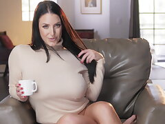 It's coffee epoch with Angela White