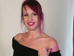 Amazing MILF round some tattoos Heather is ready all round go unaccompanied all round tease himself