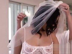 Strife = 'wife' Ashley Adams Gets Banged At the Wedding