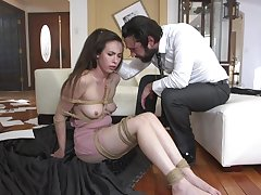 Blowjob before abiding anal sex is necessary for horny girl Casey Calvert