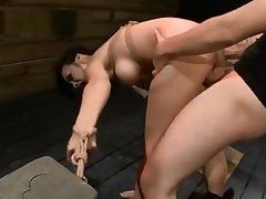 Tied Up Slut Gets Fucked Indestructible